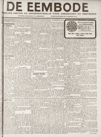 De Eembode 1918-10-25