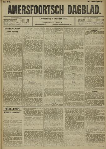 Amersfoortsch Dagblad 1905-10-05