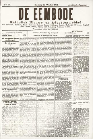 De Eembode 1904-10-22