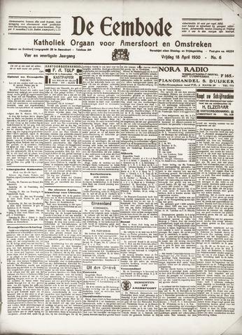 De Eembode 1930-04-18
