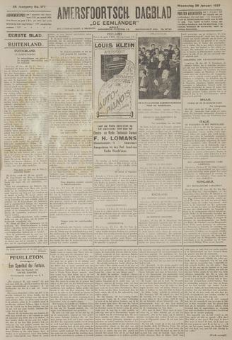 Amersfoortsch Dagblad / De Eemlander 1927-01-26