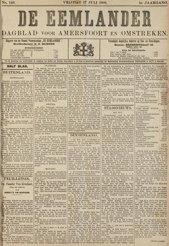 De Eemlander 1908-07-17