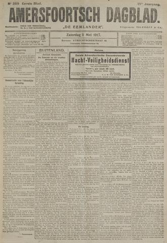 Amersfoortsch Dagblad / De Eemlander 1917-05-05