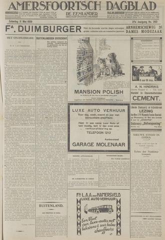 Amersfoortsch Dagblad / De Eemlander 1929-05-11