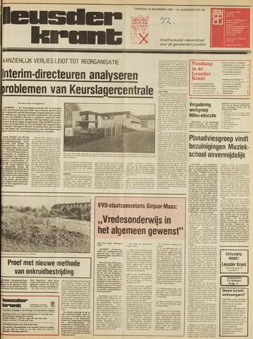 Leusder Krant 1982-11-16
