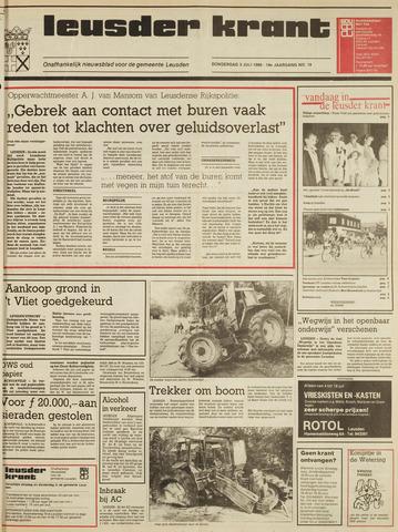 Leusder Krant 1986-07-03