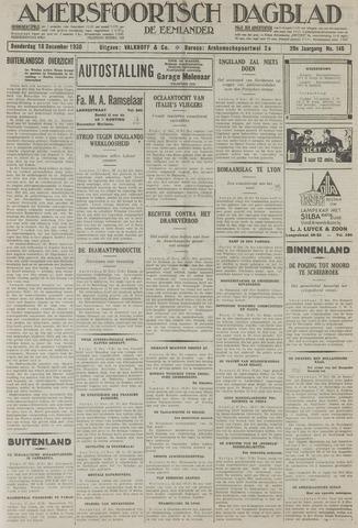 Amersfoortsch Dagblad / De Eemlander 1930-12-18