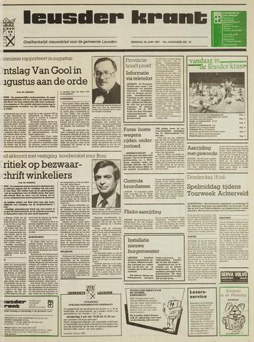 Leusder Krant 1987-06-30