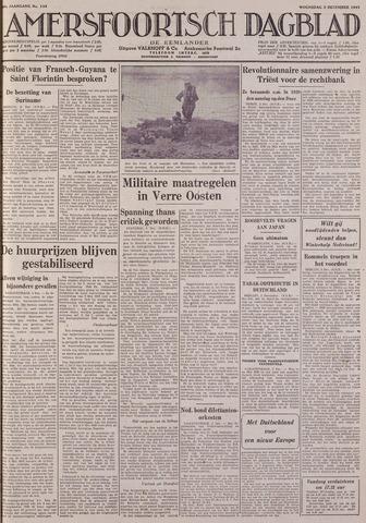 Amersfoortsch Dagblad / De Eemlander 1941-12-03