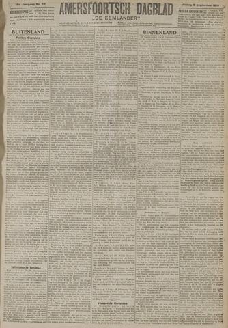 Amersfoortsch Dagblad / De Eemlander 1919-09-05