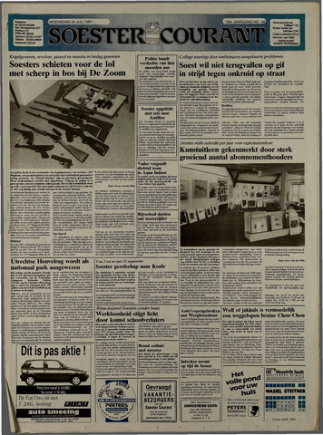 Soester Courant 1991-07-24