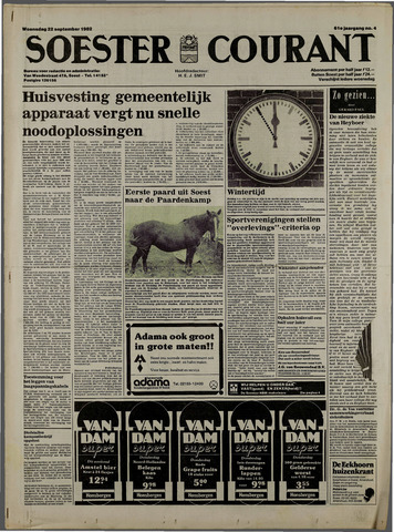 Soester Courant 1982-09-22