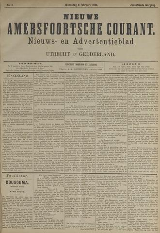 Nieuwe Amersfoortsche Courant 1888-02-08