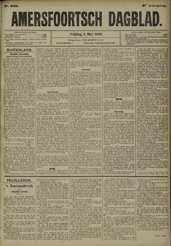 Amersfoortsch Dagblad 1908-05-08