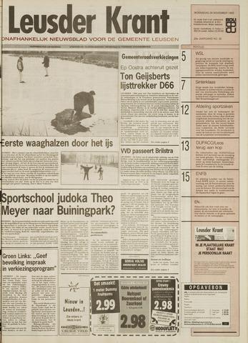 Leusder Krant 1993-11-24