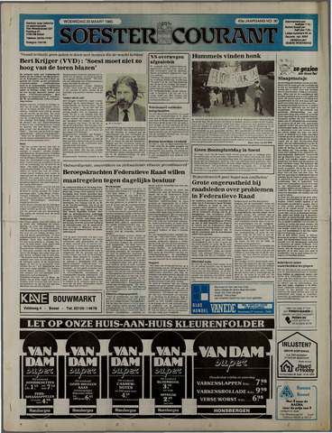 Soester Courant 1985-03-20