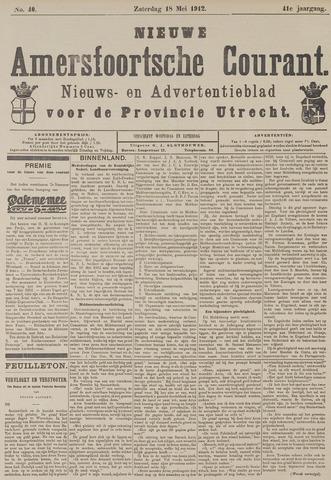 Nieuwe Amersfoortsche Courant 1912-05-18