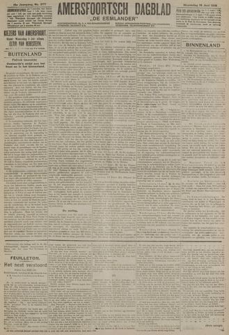Amersfoortsch Dagblad / De Eemlander 1918-06-19