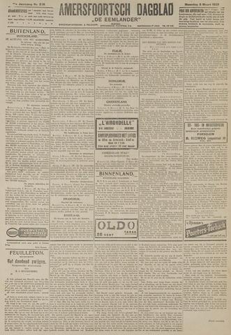 Amersfoortsch Dagblad / De Eemlander 1923-03-05