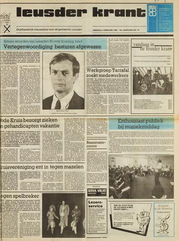 Leusder Krant 1988-02-02
