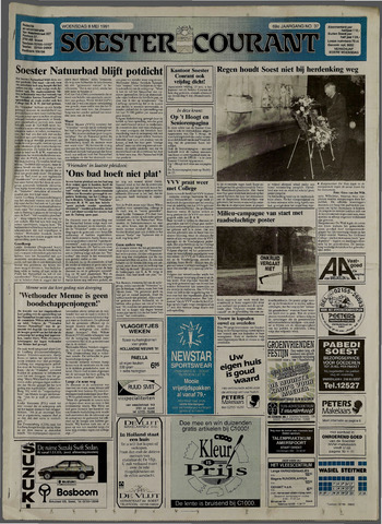 Soester Courant 1991-05-08