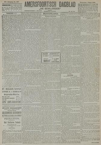 Amersfoortsch Dagblad / De Eemlander 1922-03-01