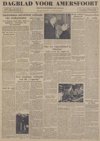 Dagblad voor Amersfoort 1947-05-21