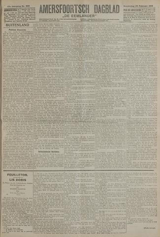 Amersfoortsch Dagblad / De Eemlander 1919-02-20