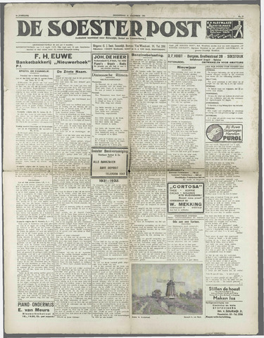 Soester Courant 1931-12-31