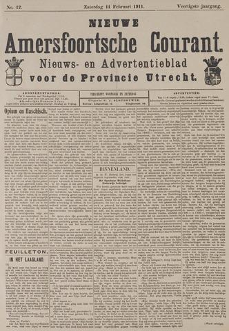 Nieuwe Amersfoortsche Courant 1911-02-11