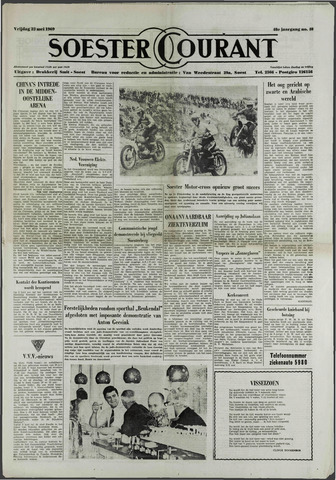 Soester Courant 1969-05-23