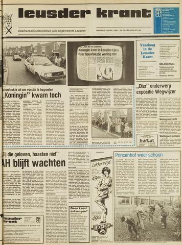 Leusder Krant 1985-04-02