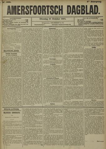 Amersfoortsch Dagblad 1905-10-10