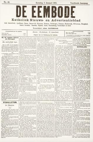 De Eembode 1901