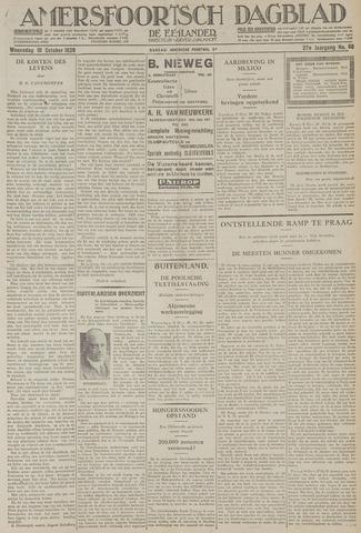 Amersfoortsch Dagblad / De Eemlander 1928-10-10