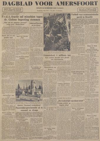 Dagblad voor Amersfoort 1947-05-08
