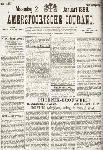 Amersfoortsche Courant 1899
