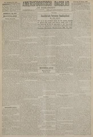 Amersfoortsch Dagblad / De Eemlander 1919-03-22