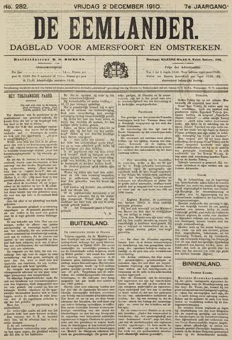 De Eemlander 1910-12-02