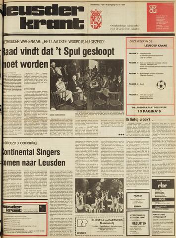 Leusder Krant 1977-07-07
