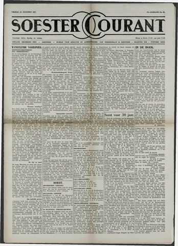 Soester Courant 1957-08-25