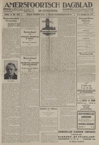 Amersfoortsch Dagblad / De Eemlander 1933-05-19