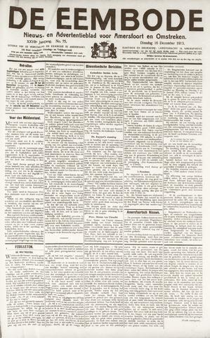 De Eembode 1913-12-16