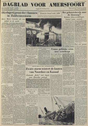 Dagblad voor Amersfoort 1949-10-24