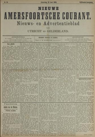 Nieuwe Amersfoortsche Courant 1886-06-26