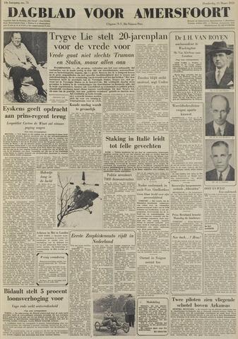 Dagblad voor Amersfoort 1950-03-23