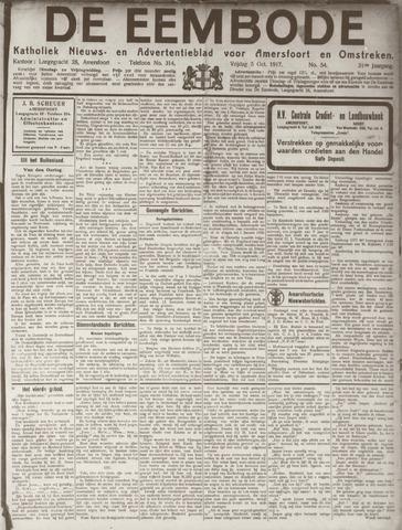 De Eembode 1917-10-05