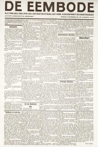 De Eembode 1918-12-31