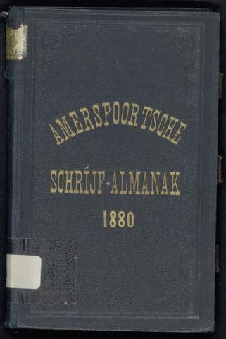 Adresboeken Amersfoort 1880