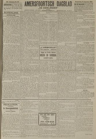 Amersfoortsch Dagblad / De Eemlander 1923-08-09